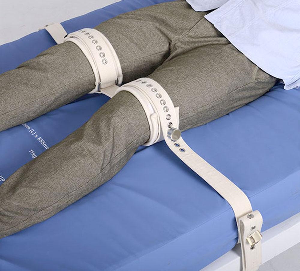 肢体型磁控5号 大腿磁扣式磁控约束带 医用固定带定制