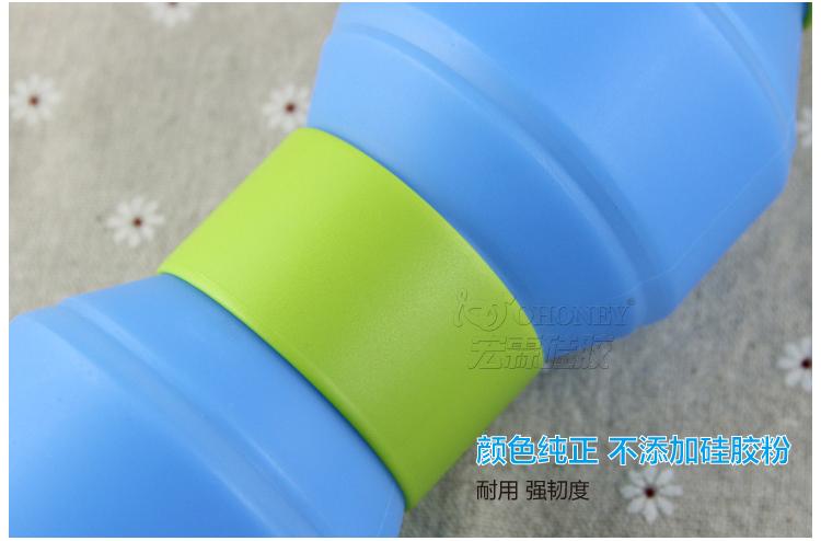 硅胶折叠水壶05