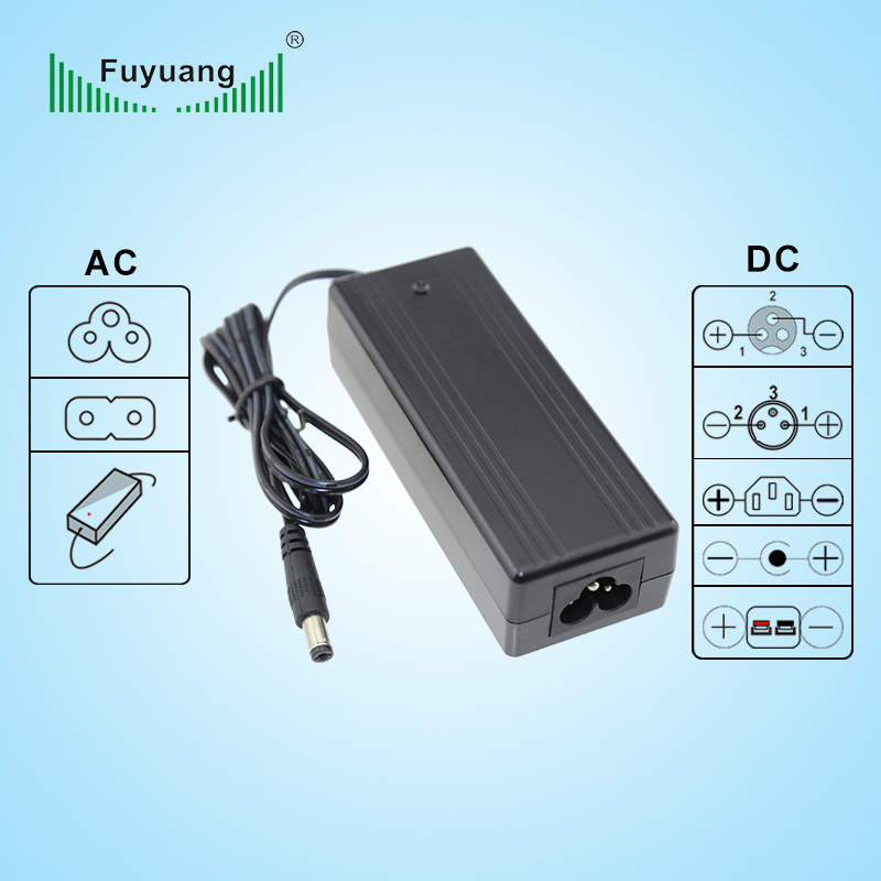 58.4V1A磷酸铁锂充电器、FY5801000
