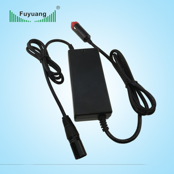 DC转DC12.6V3A直流转直流充电器