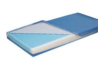 防褥疮床垫受力点压力分布和材质相关