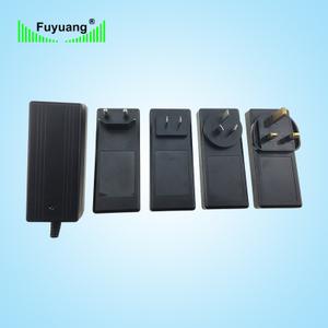 58V1A转换头插墙式电源适配器