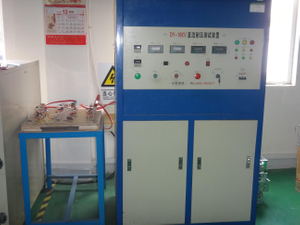 DC Voltage test equipment
