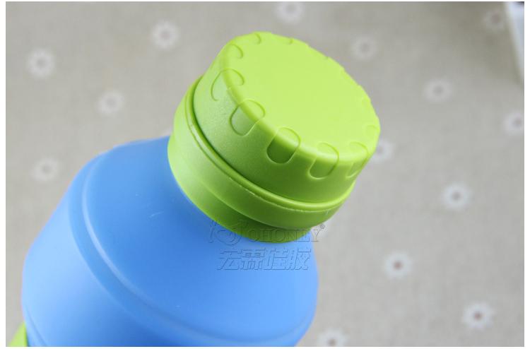 硅胶折叠水壶06