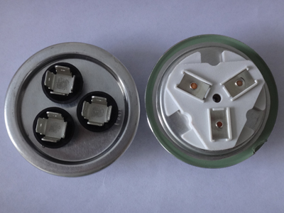 Capacitor Cover