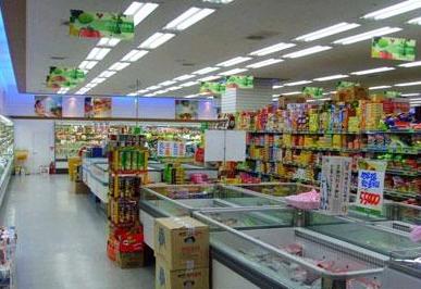 超市灯光设计
