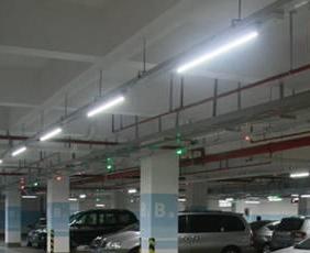 车库照明设计