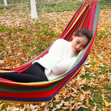 New Design Customized Colors Unisex Camping Hammock