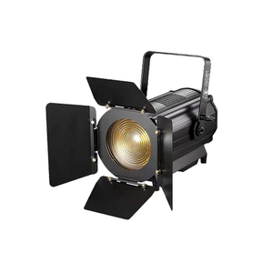 150W CW/WW LED Fresnel Spotlight Zoom