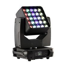25x15W RGBW LED Matrix Moving Head