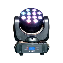 12x10W RGBW Beam LED Moving Head Light