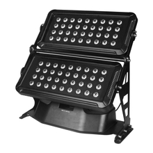 72x10W RGBW/A Outdoor LED Wall Washer Light