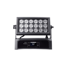 18x15W RDM Wireless LED Wall Washer