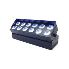 12x15W RGBWA Wireless Battery LED Bar Light