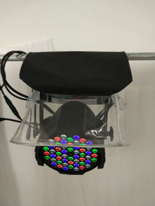 IP65 LED Par Rain Cover