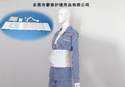 Compression belly-band material object + model