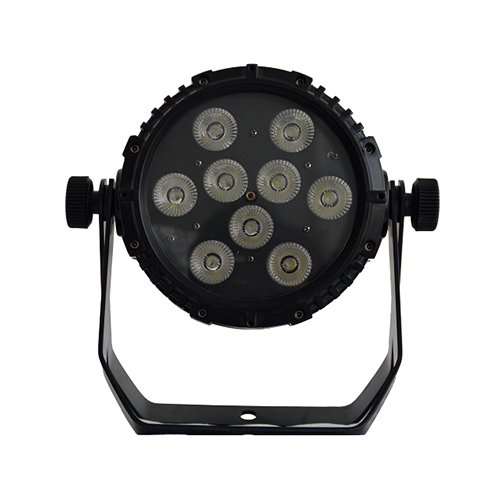 9x15W 5 in 1 Battery Rechargeable Outdoor LED Par Light
