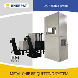 Enerpat Uk-Metal Chip Briquetting System-3