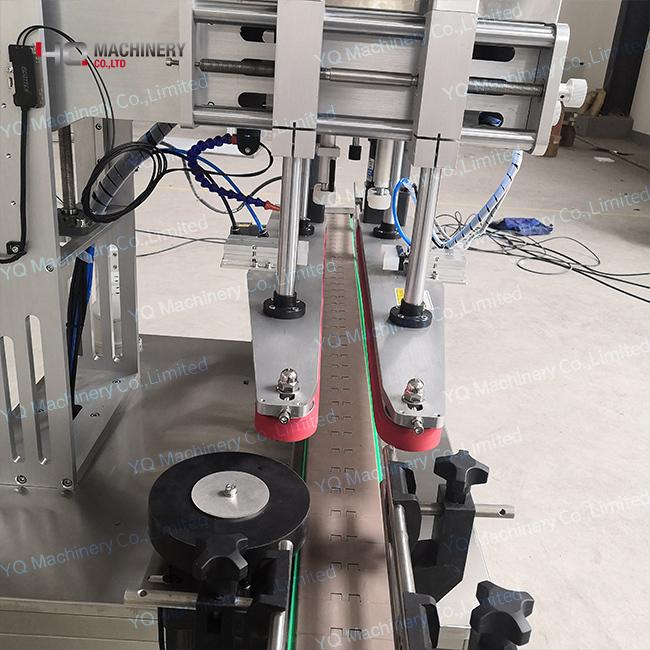 Cap Closing Machine for Trigger Spray Bottlepump Capping Machine (6)