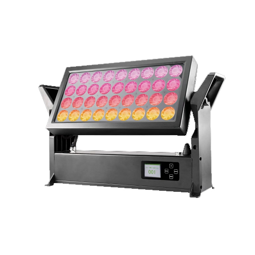 36x12W 6 in 1 LED Wall Washer