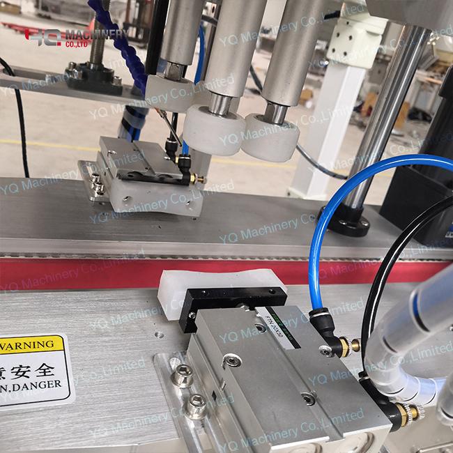 Cap Closing Machine for Trigger Spray Bottlepump Capping Machine (9)