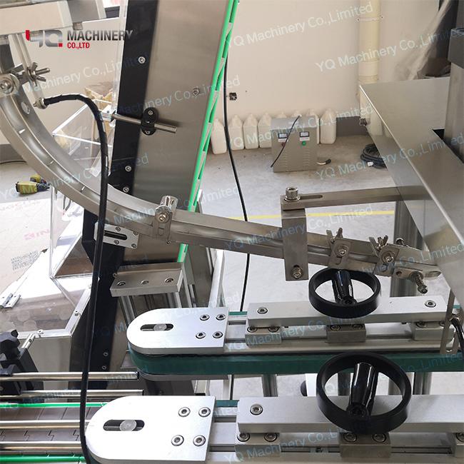 cap pressing machine (10)
