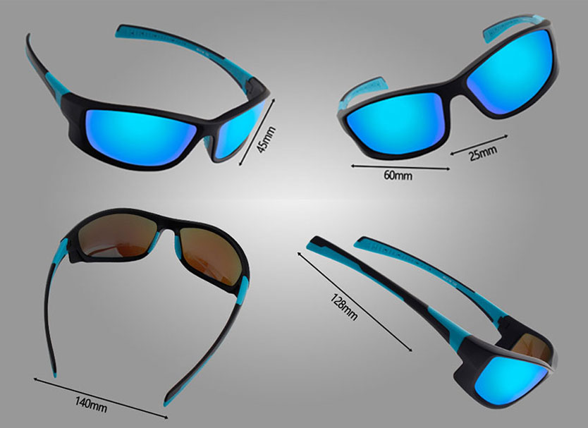 small face cycling glasses